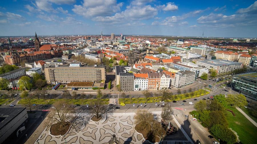 Eine Minute Hannover - Grüne Messestadt mit Geschichte