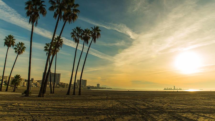 Los Angeles en vidéo en une minute
