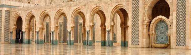 Casablanca, de l'Art déco à l'art islamique