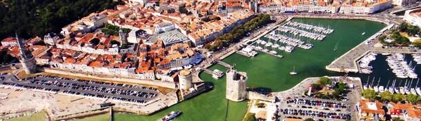 7 sorties gratuites à La Rochelle