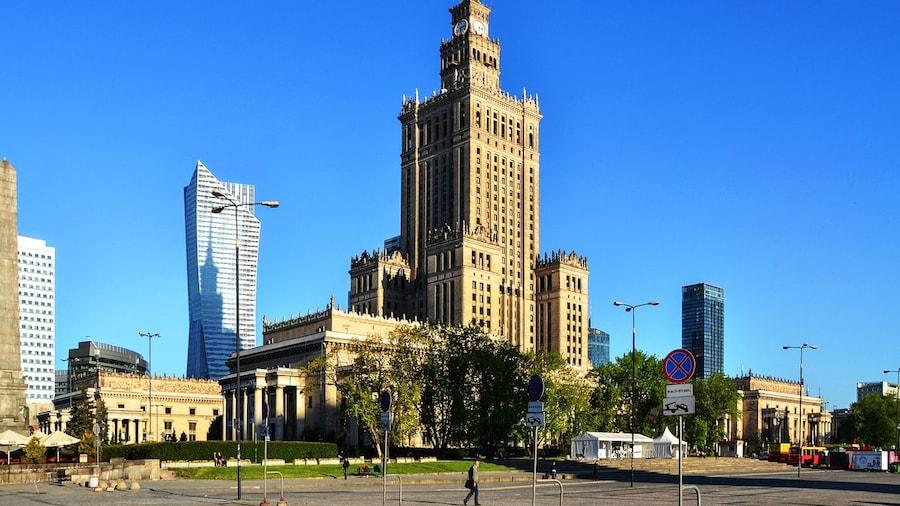 City-break historique à Varsovie