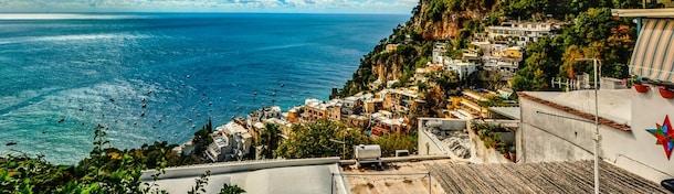 Road-trip sur la côte amalfitaine