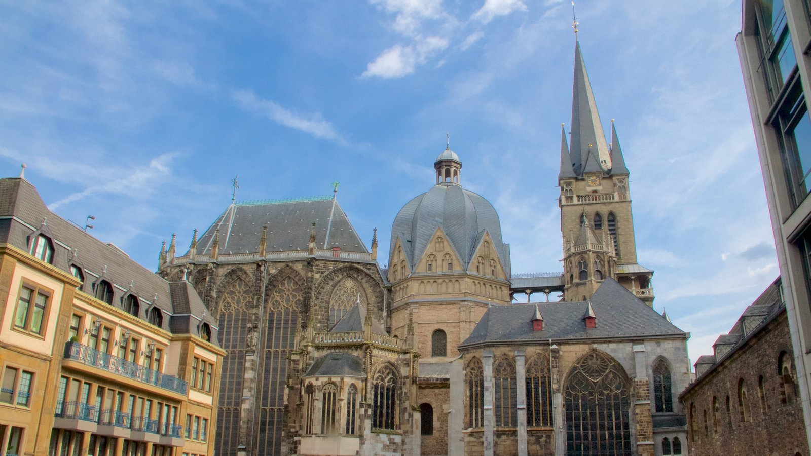 Image result for aachen cathedral