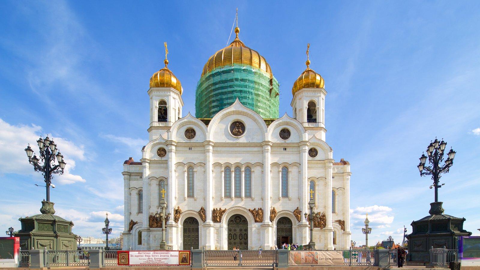 Catedral de Cristo Salvador mostrando arquitetura de patrimônio