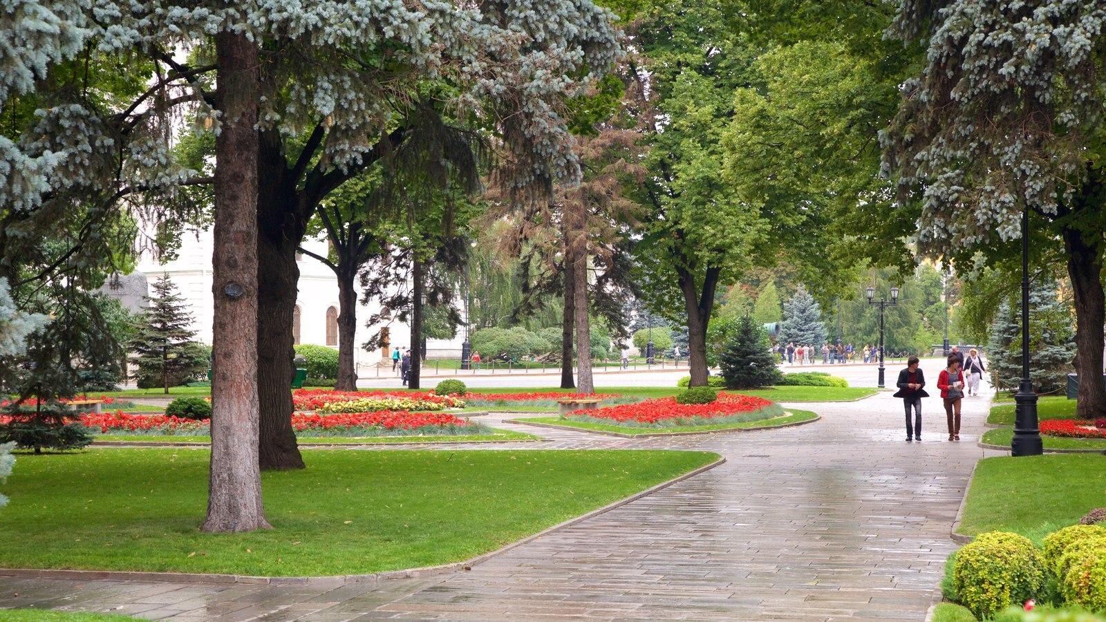 Fotos de parques y jardines ver im genes de kremlin de mosc for Parques y jardines fotos