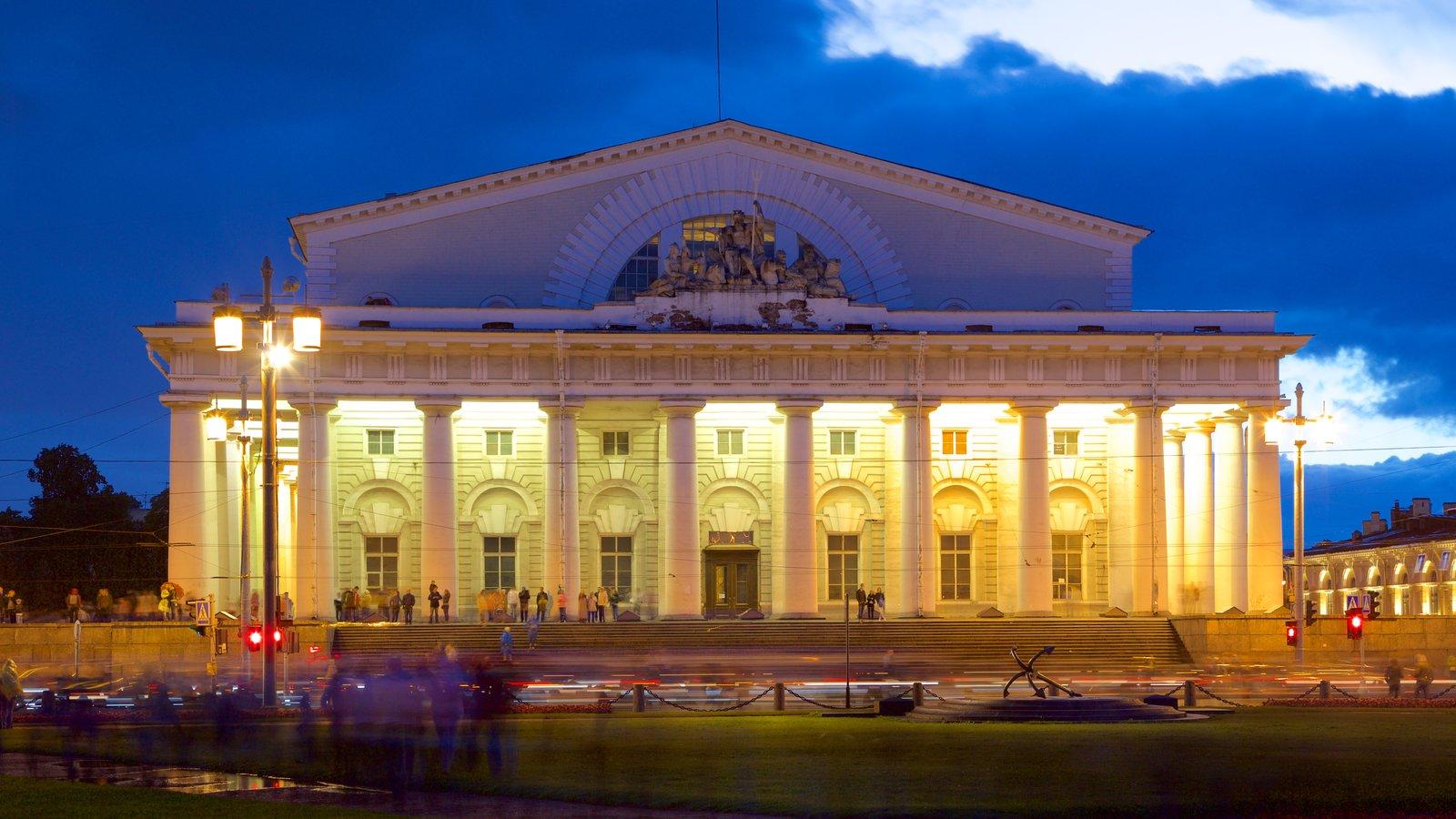 Strelka caracterizando arquitetura de patrimônio
