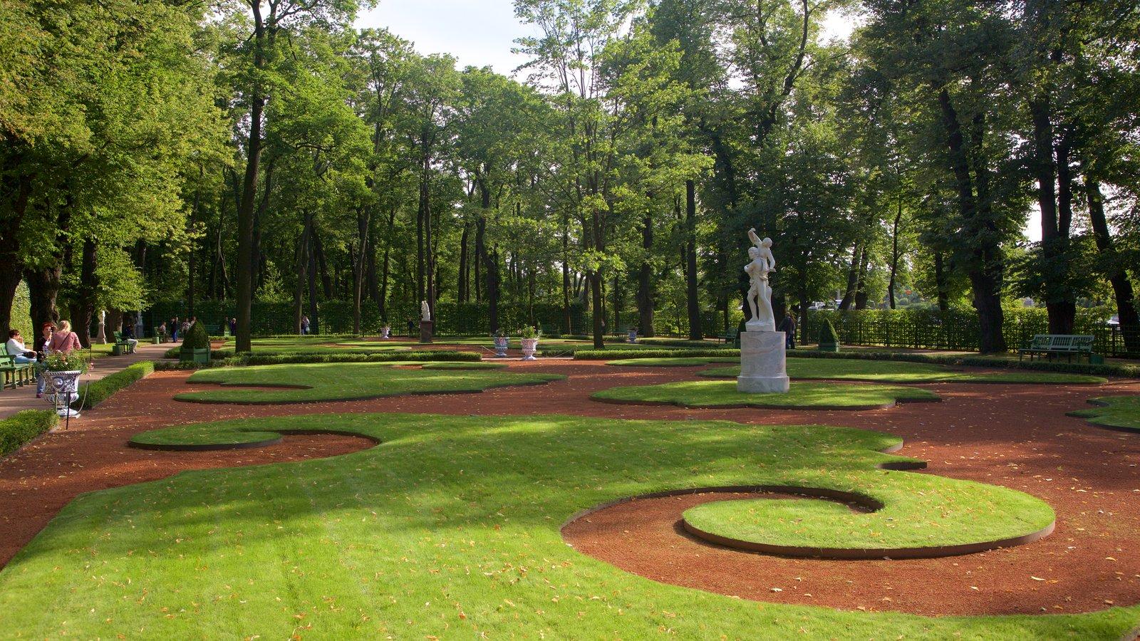 Fotos de parques y jardines ver im genes de jard n de verano for Parques y jardines fotos