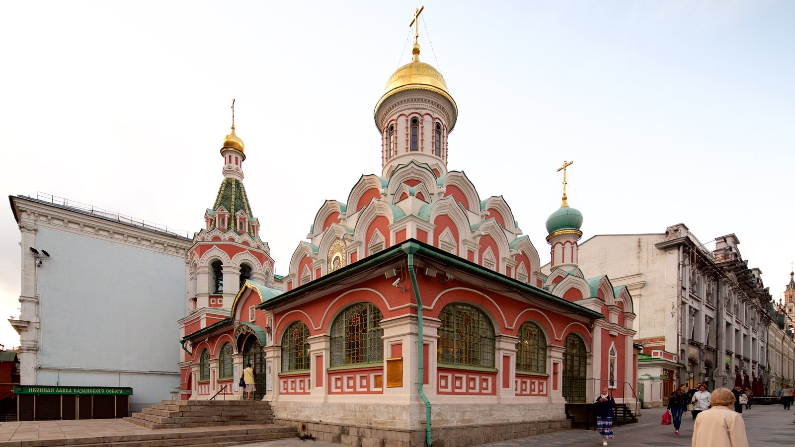 Kazan Cathedral on the Red Square: history and description