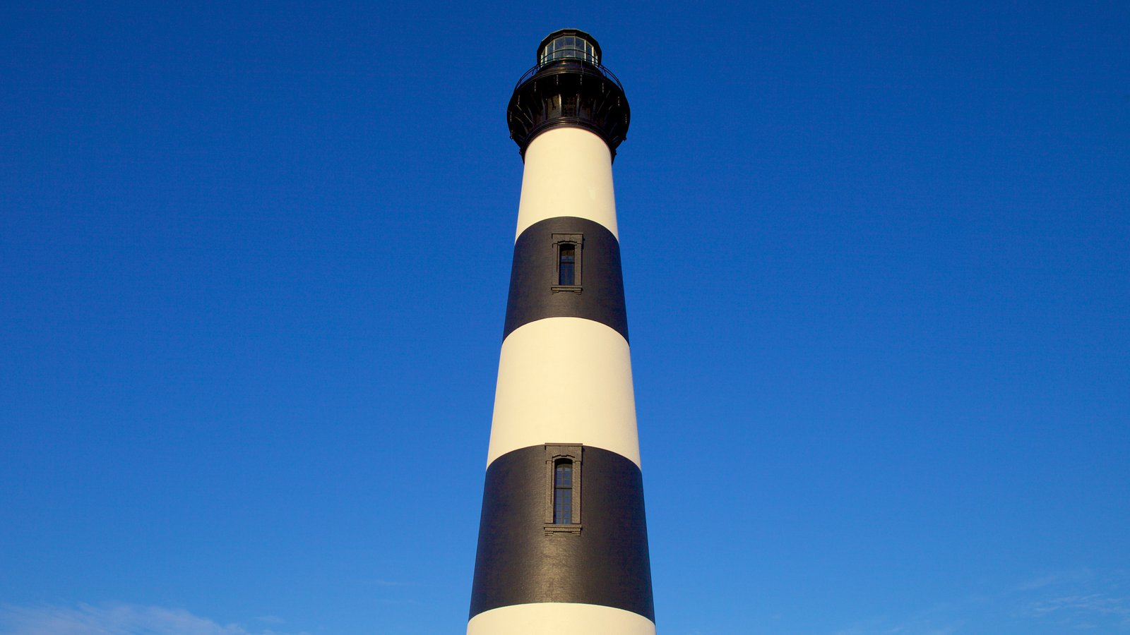 Bodie Island Lighthouse featuring a lighthouse