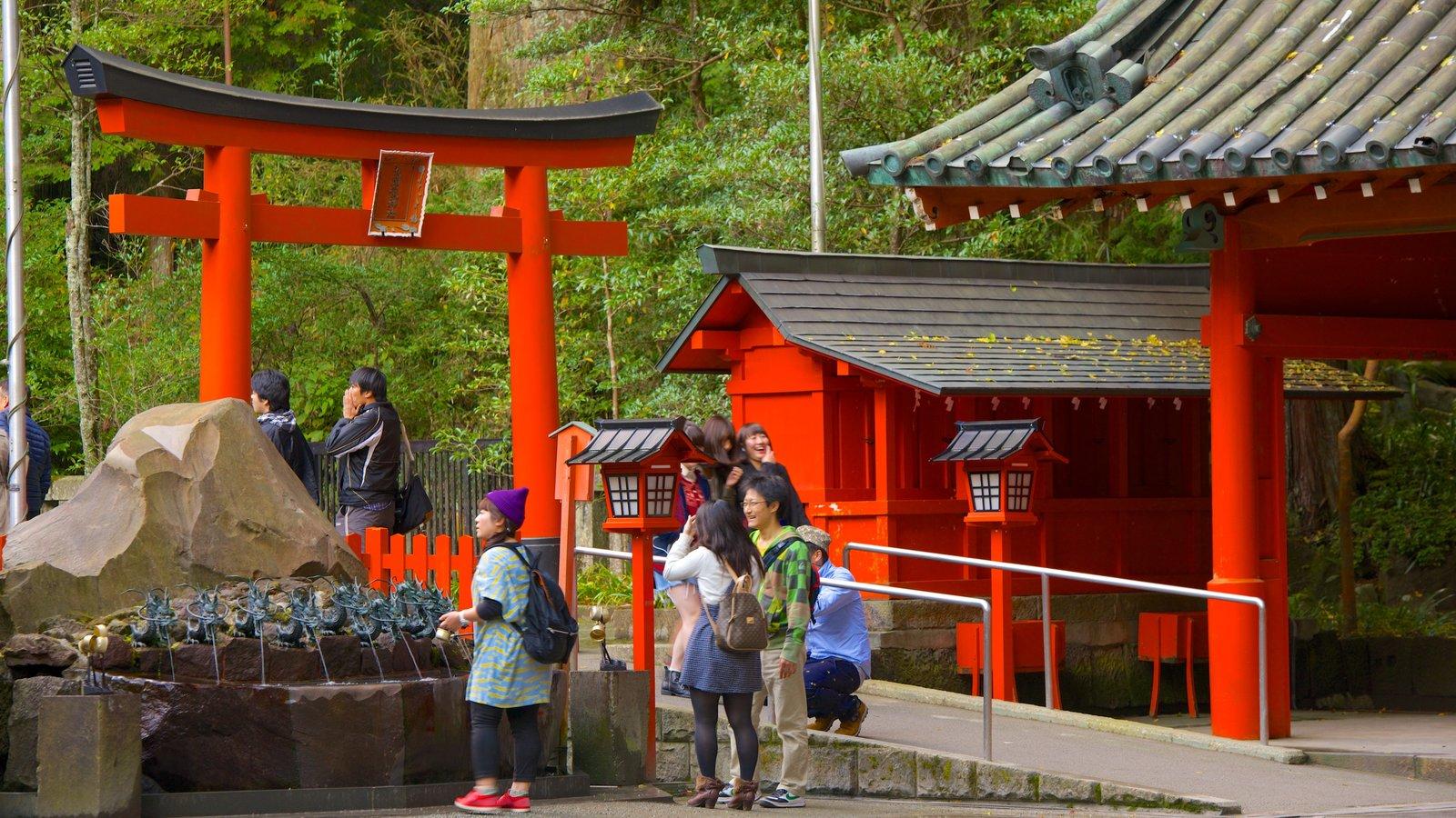Resultado de imagem para Santuário de Hakone