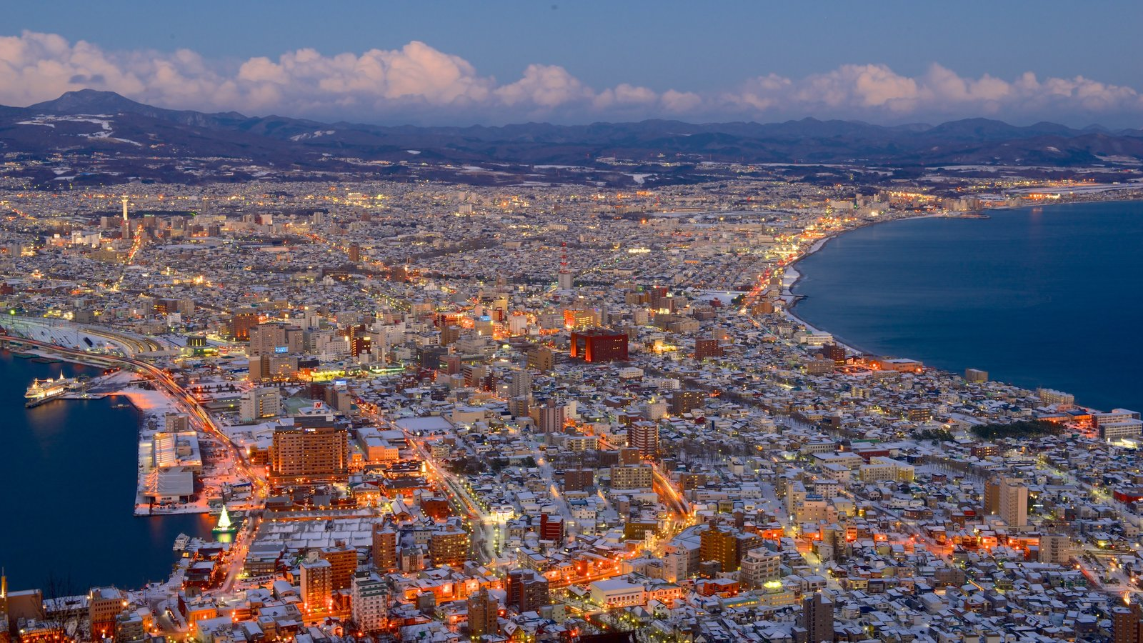 Landscape Pictures View Images Of Hakodate