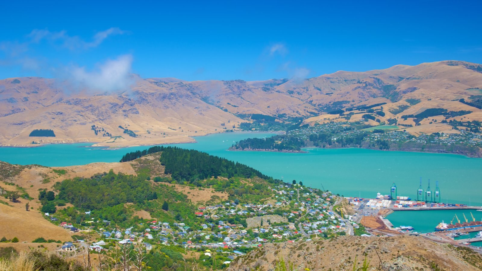 Mountain pictures view images of christchurch for Landscaping chch