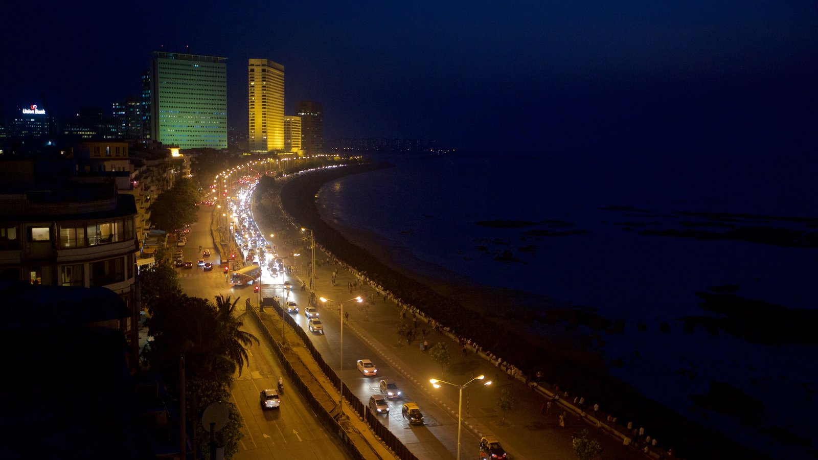 Marine drive pictures view photos images of marine drive marine drive showing night scenes stopboris Gallery