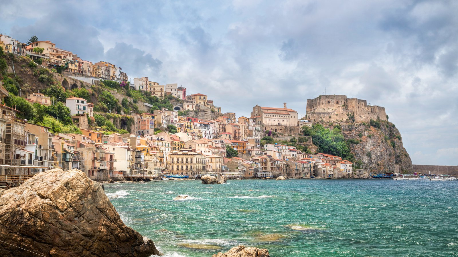 Calabria Italy Hotels