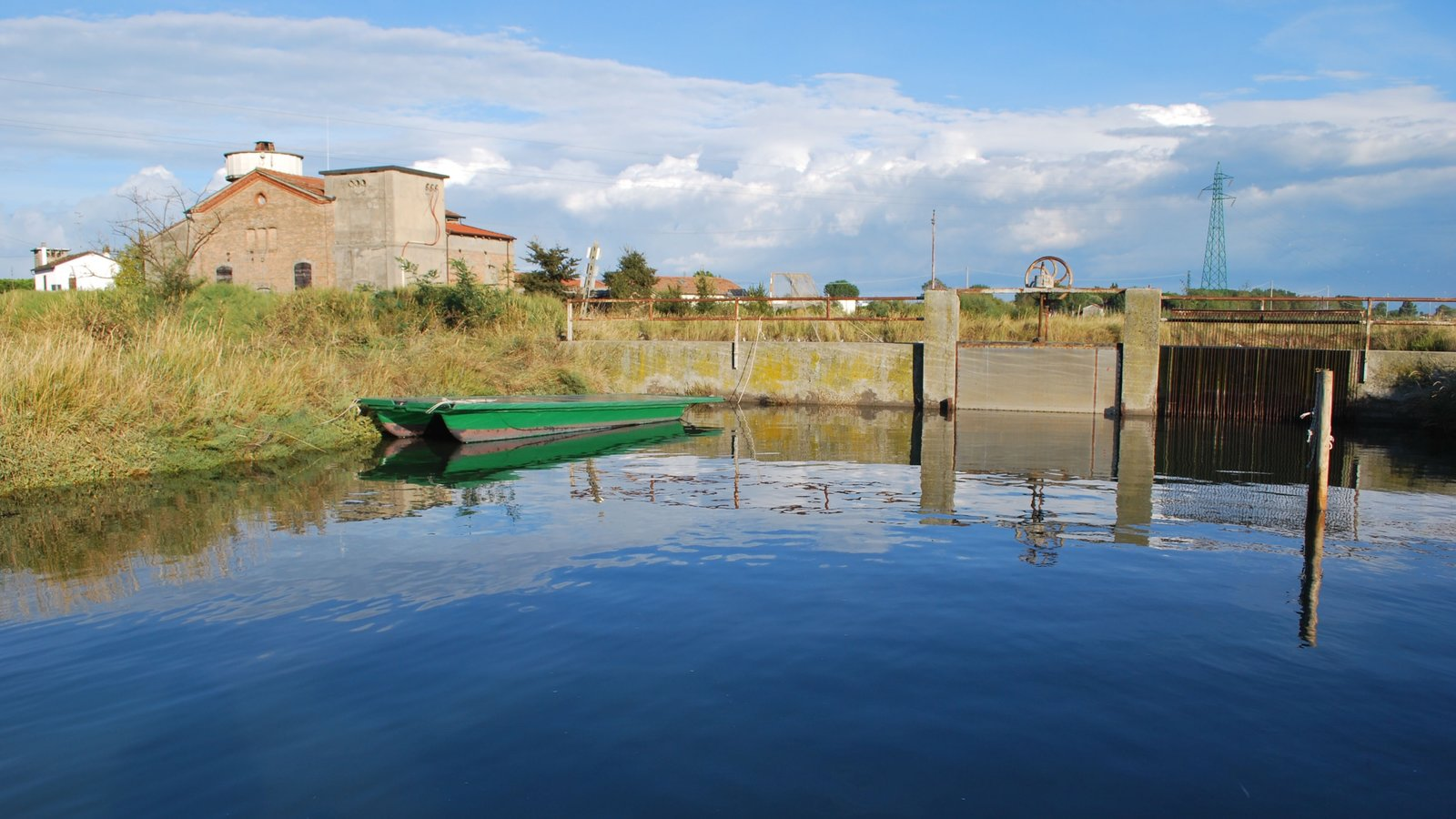 Cervia featuring tranquil scenes