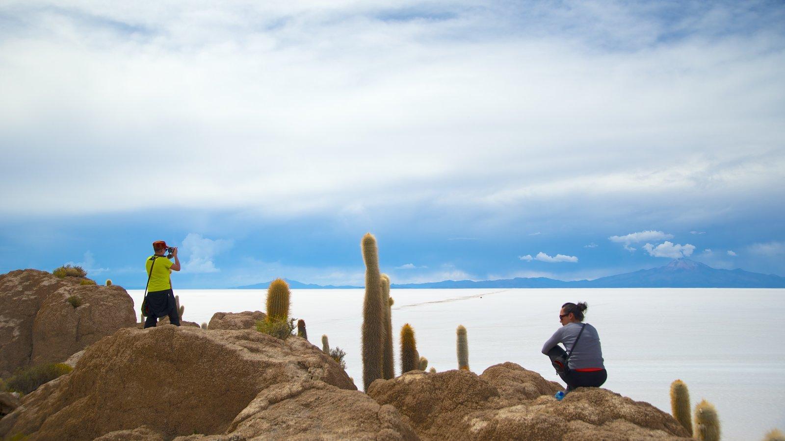 Salar de Uyuni que inclui cenas tranquilas