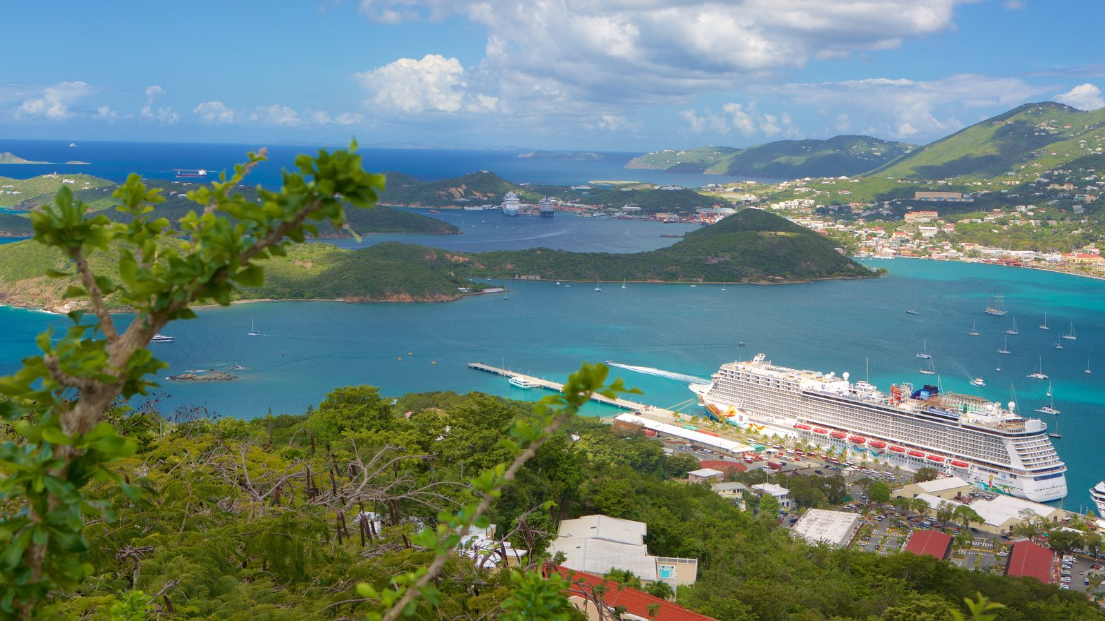 how to get to st thomas virgin islands
