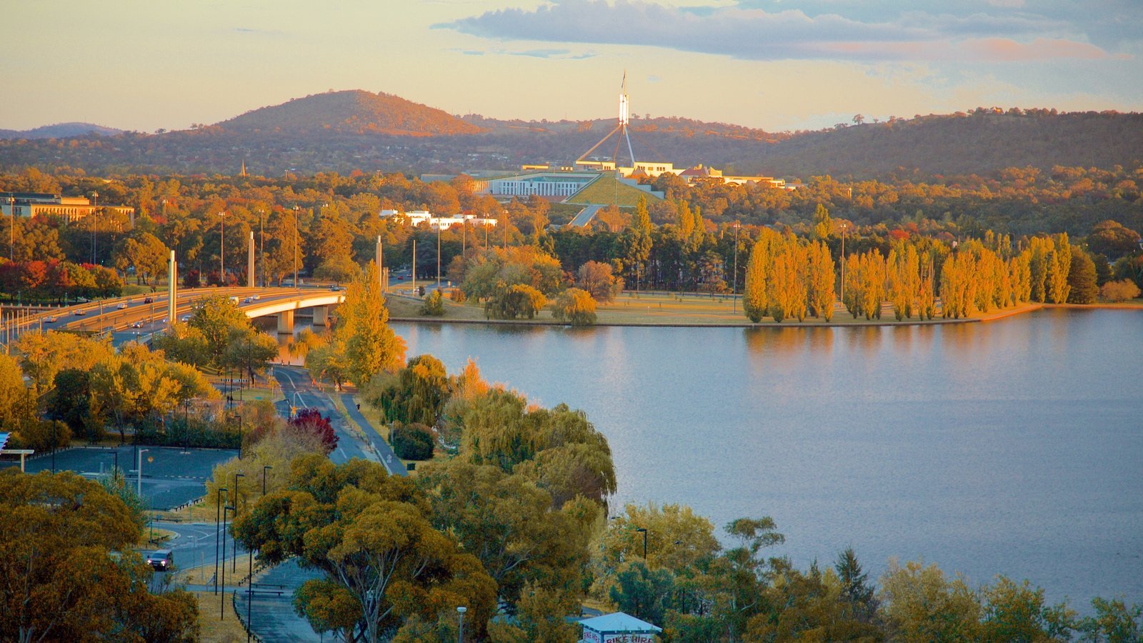 Landscape pictures view images of canberra for Landscape design canberra
