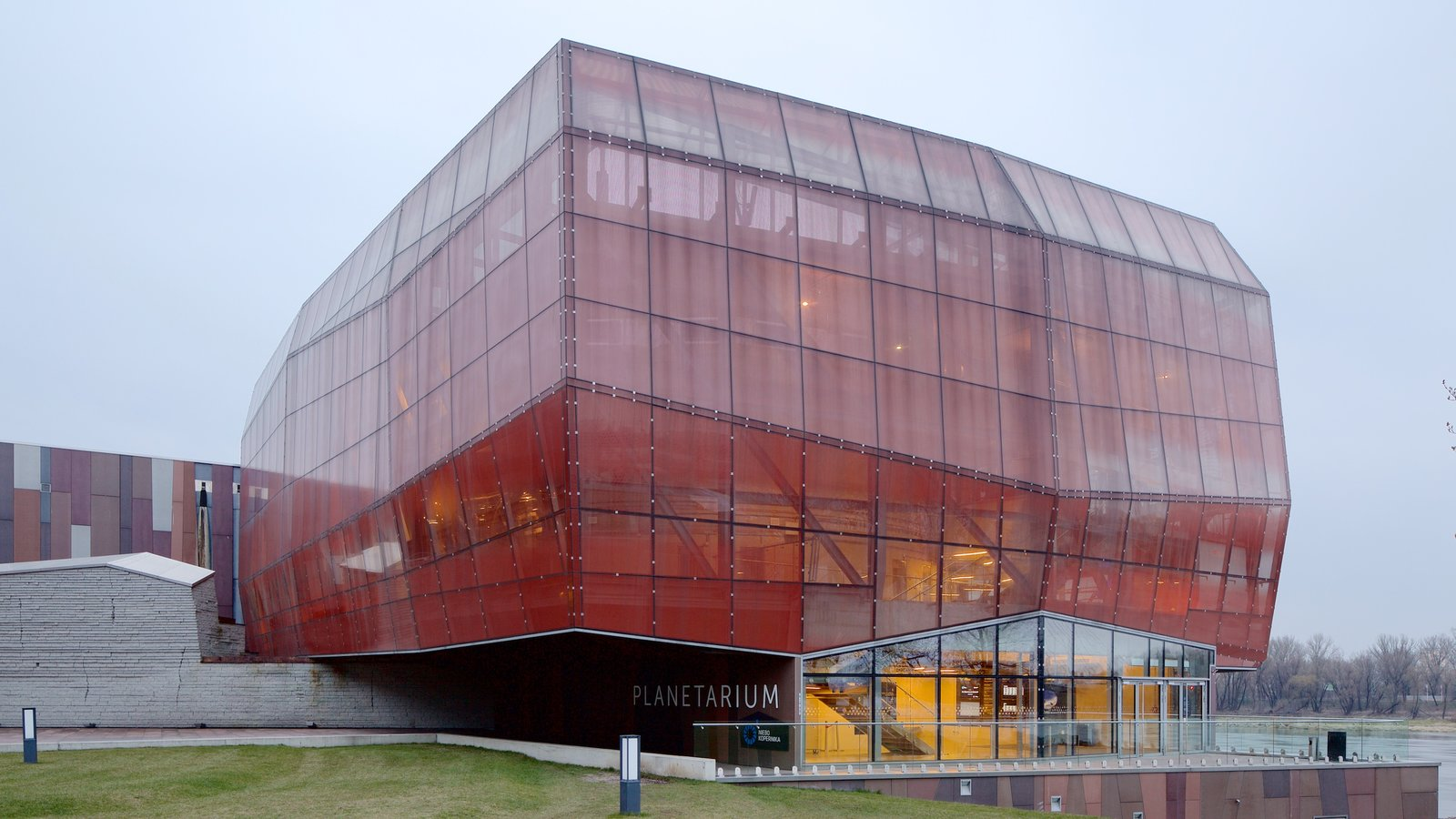 modern architecture. Copernicus Science Centre Featuring Modern Architecture E