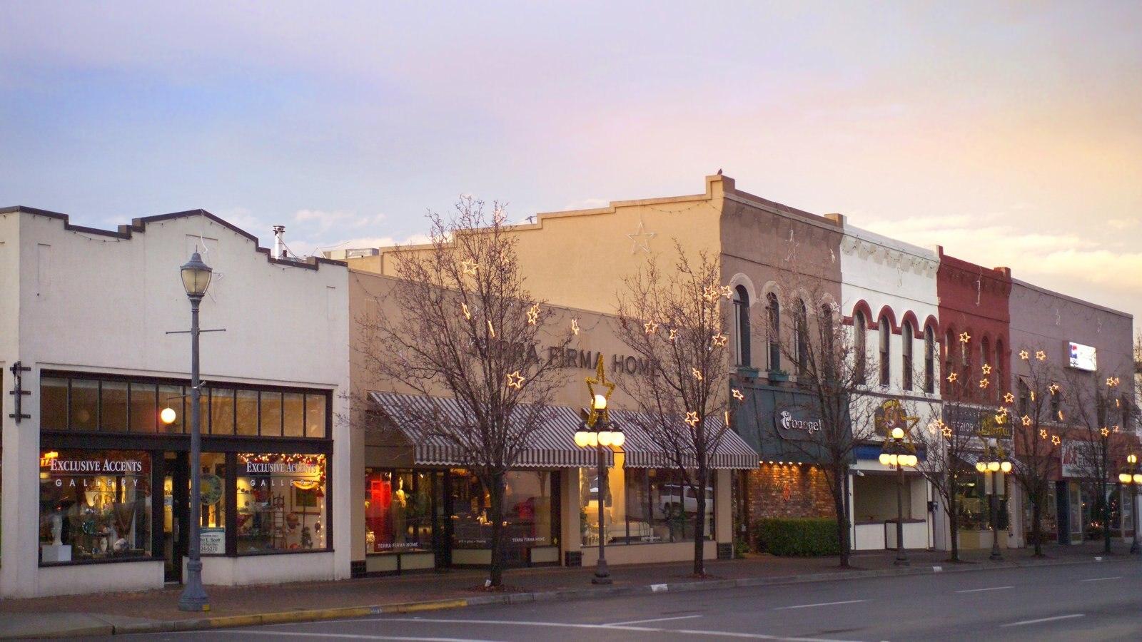 Medford ofreciendo una ciudad