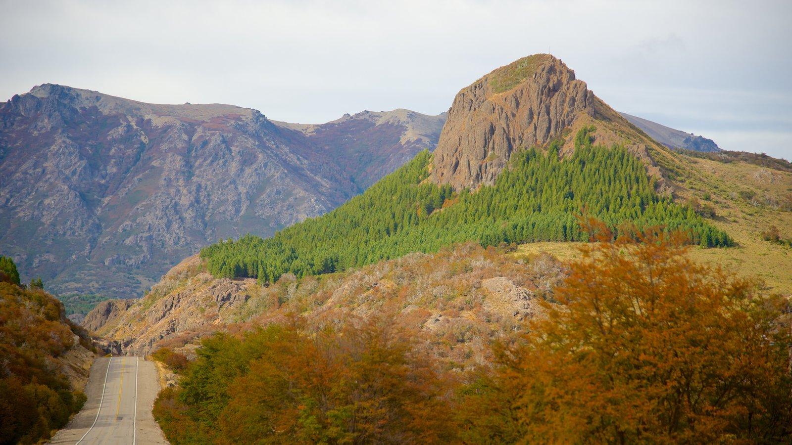 San Martin de los Andes mostrando paisagem e cenas tranquilas
