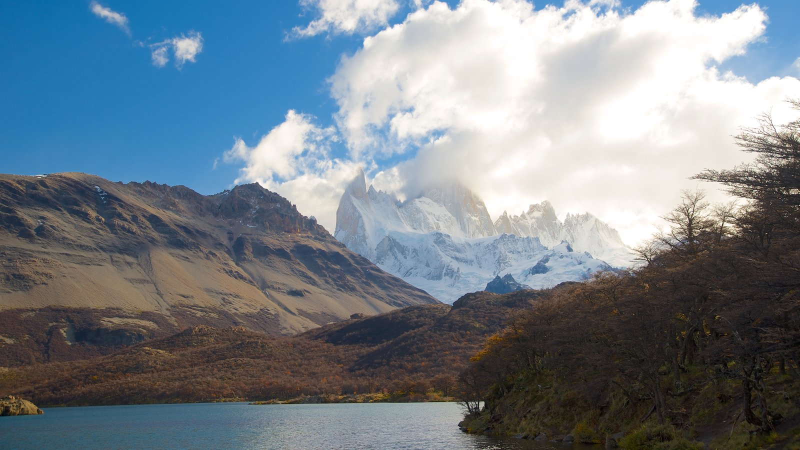 how to get to los glaciares national park