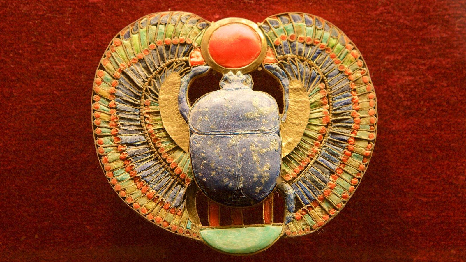 Tutankamon a exposição que inclui elementos de patrimônio e arte