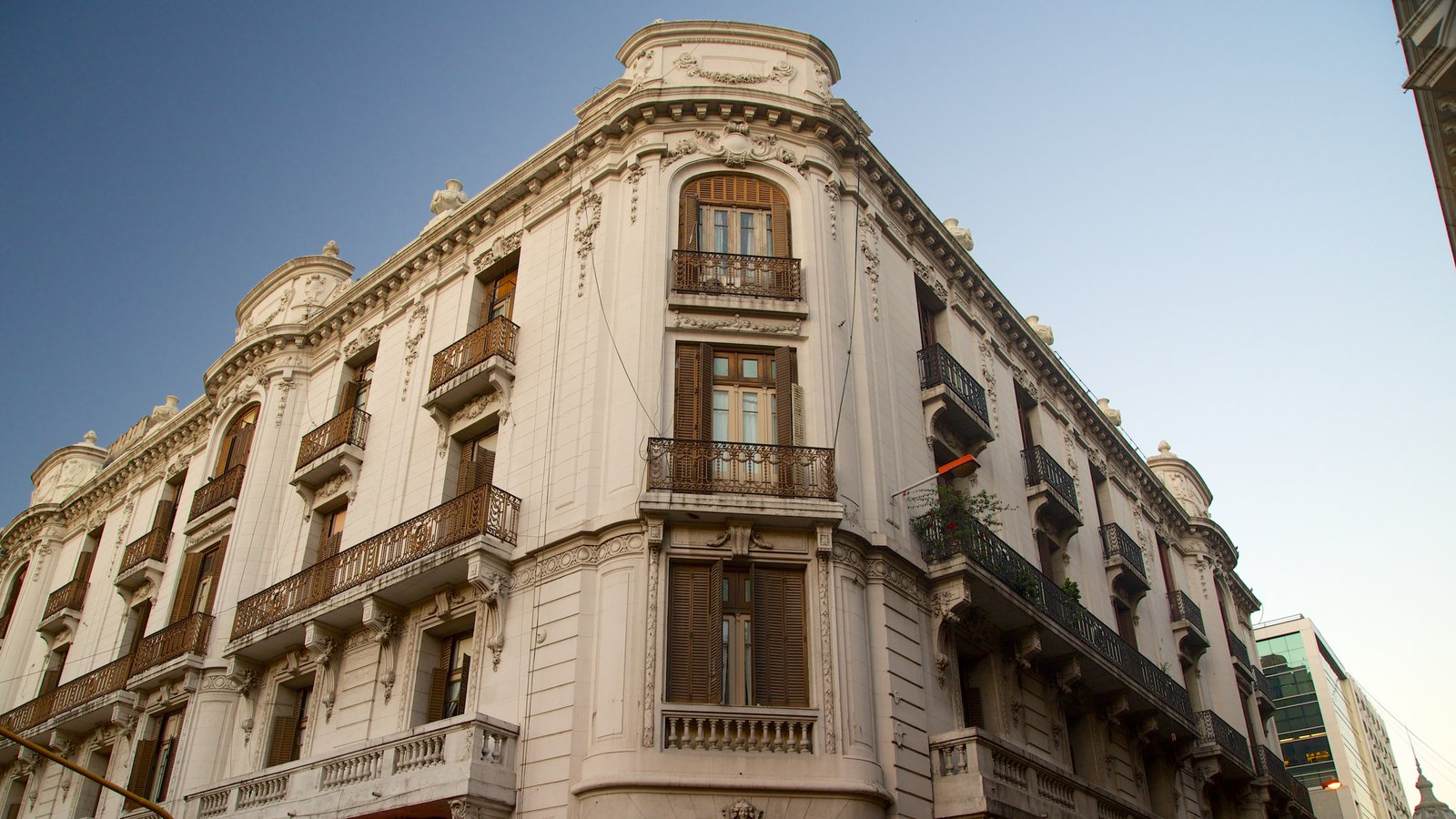 Cordoba mostrando arquitetura de patrimônio