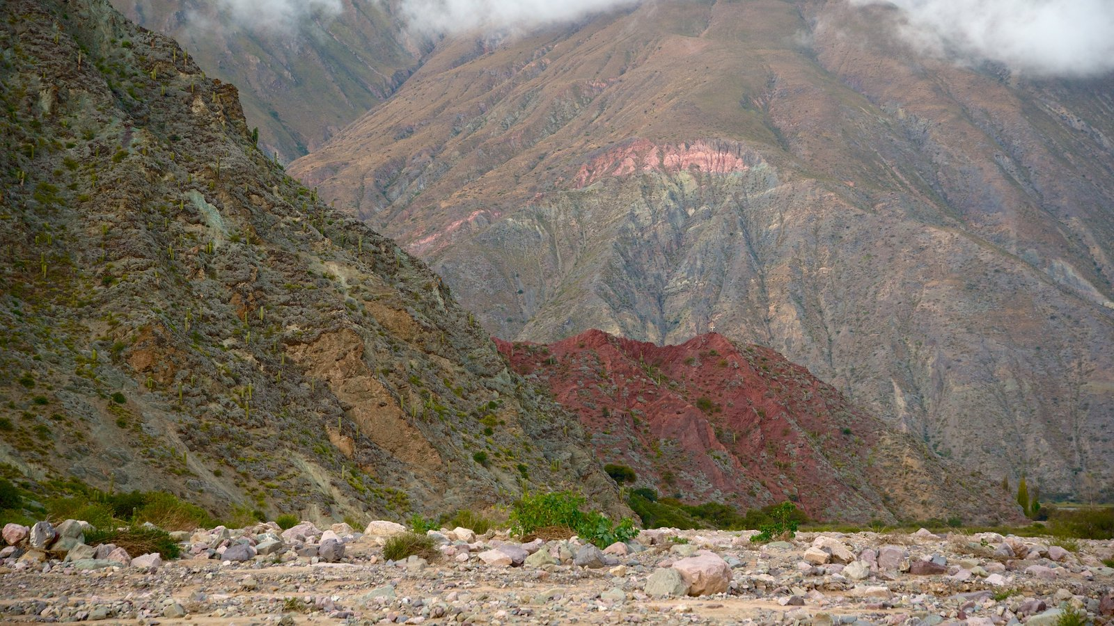 Jujuy mostrando montanhas