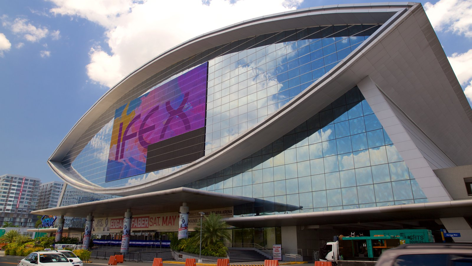 Pasay showing modern architecture & Modern Architecture Pictures: View Images of Philippines