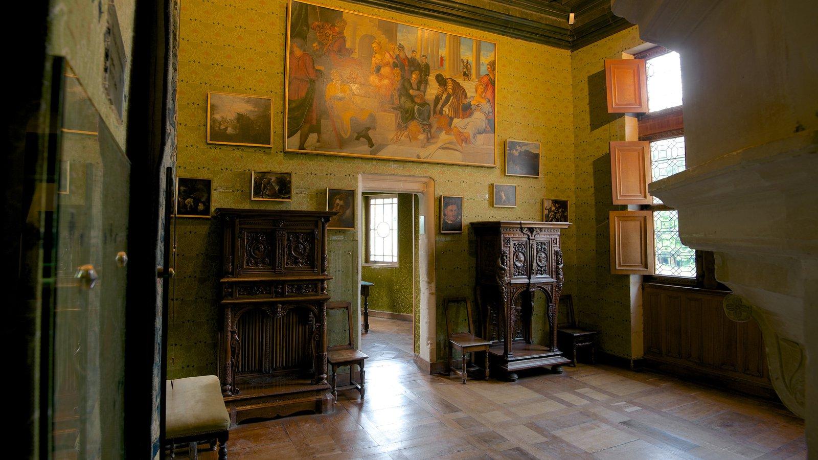 Art Pictures: View Images of Chateau de Chenonceau