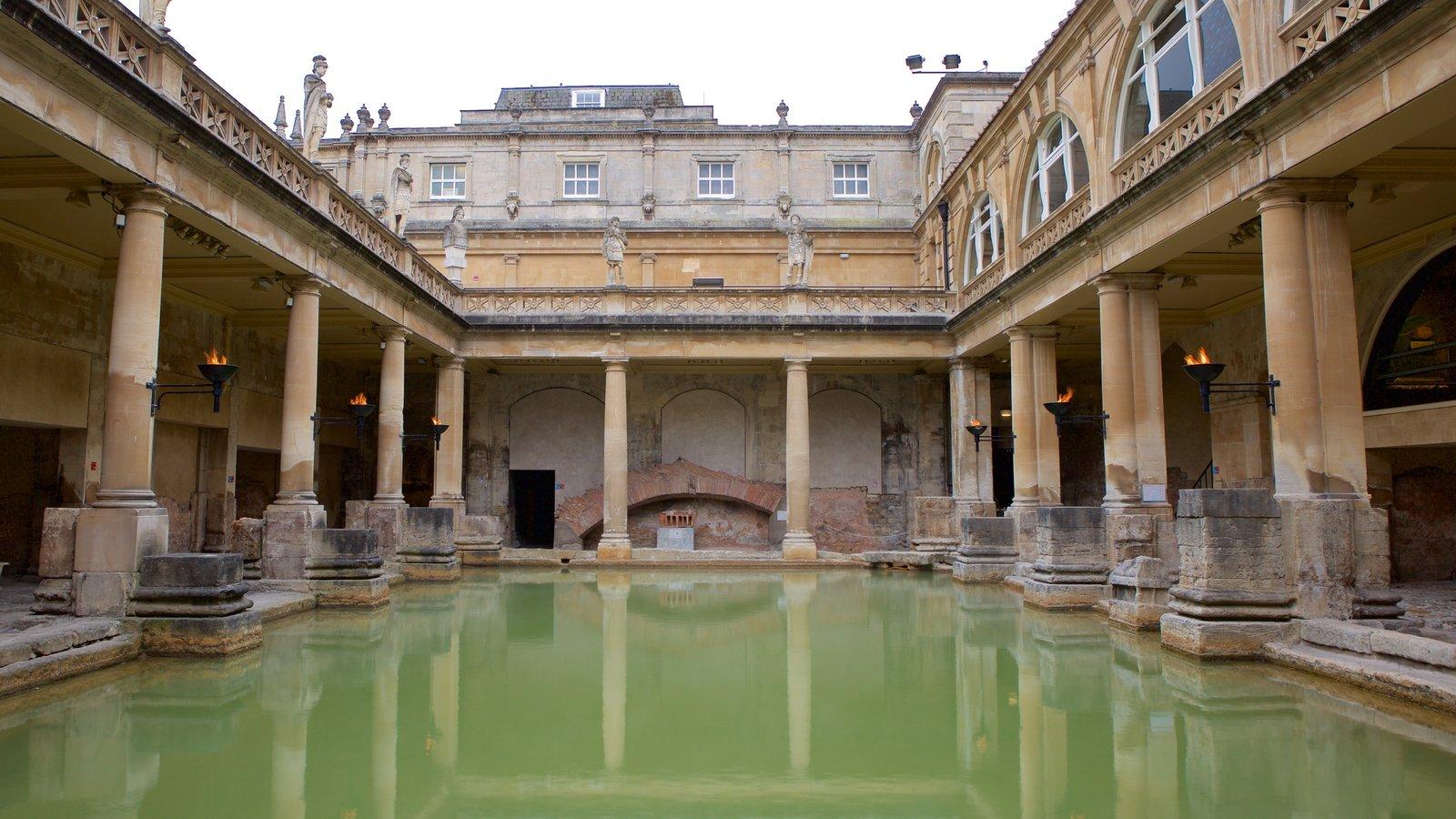 how to build a roman bath