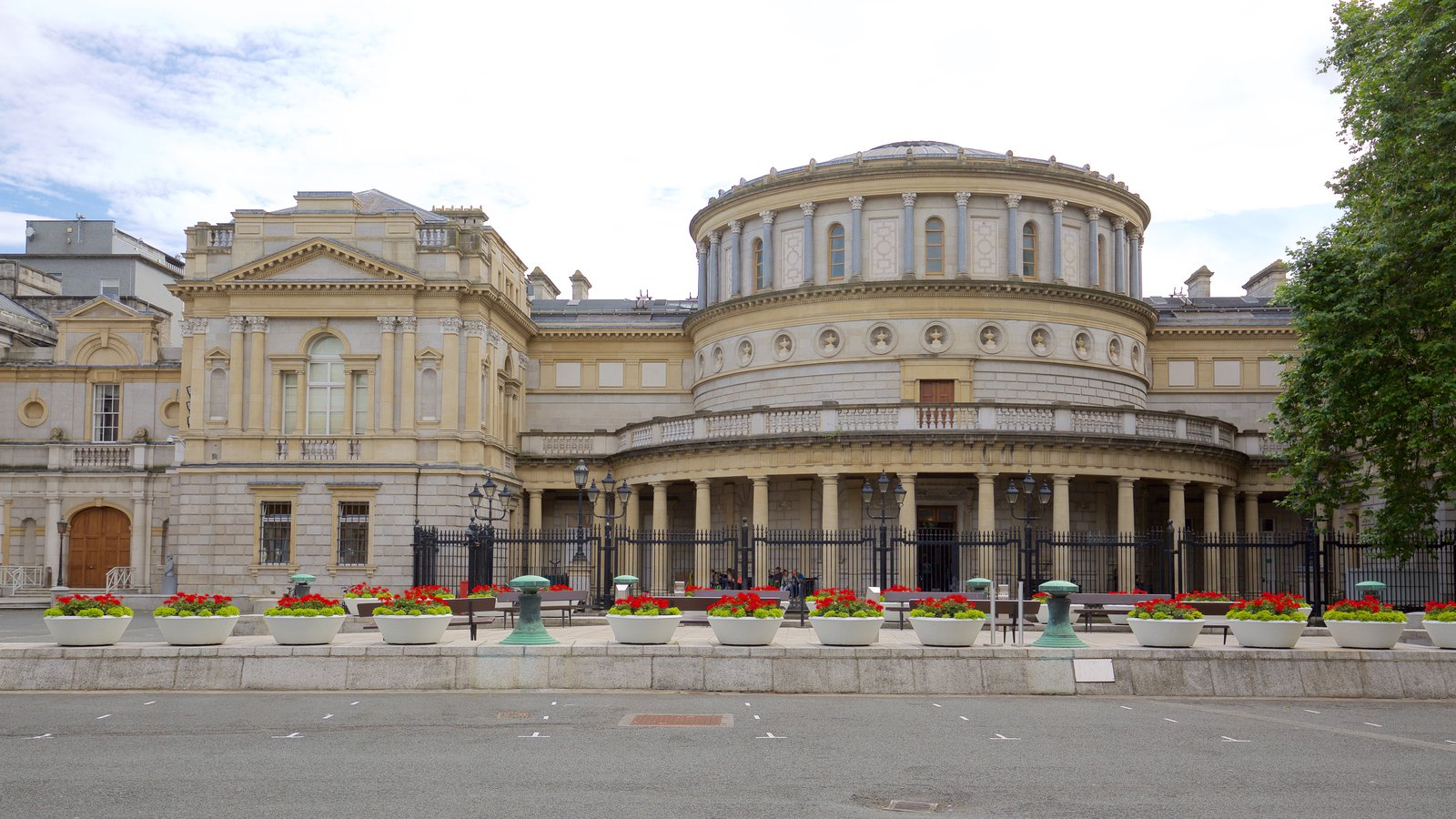 National Museum of Ireland - Archaeology and History featuring heritage elements, an administrative buidling and heritage architecture