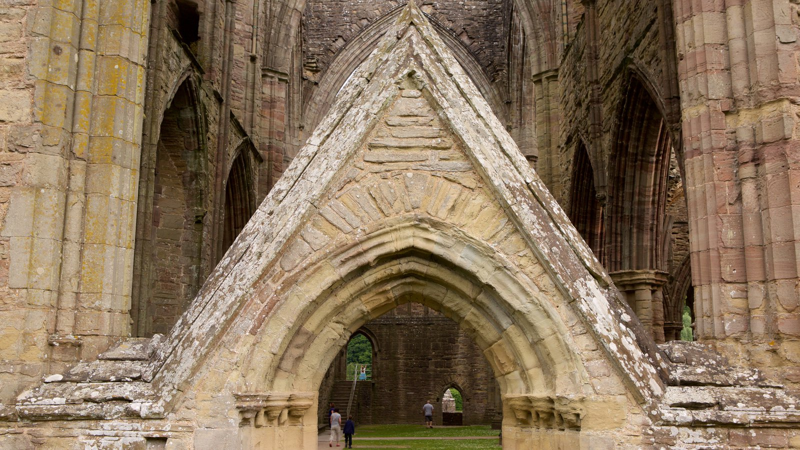 political landscape in tintern abbey See in text (lines written a few miles above tintern abbey, on revisiting the banks of the wye during a tour, july 13, 1798) one of the major visions of the romantic movement was to paint and write about landscape with newfound reverence.