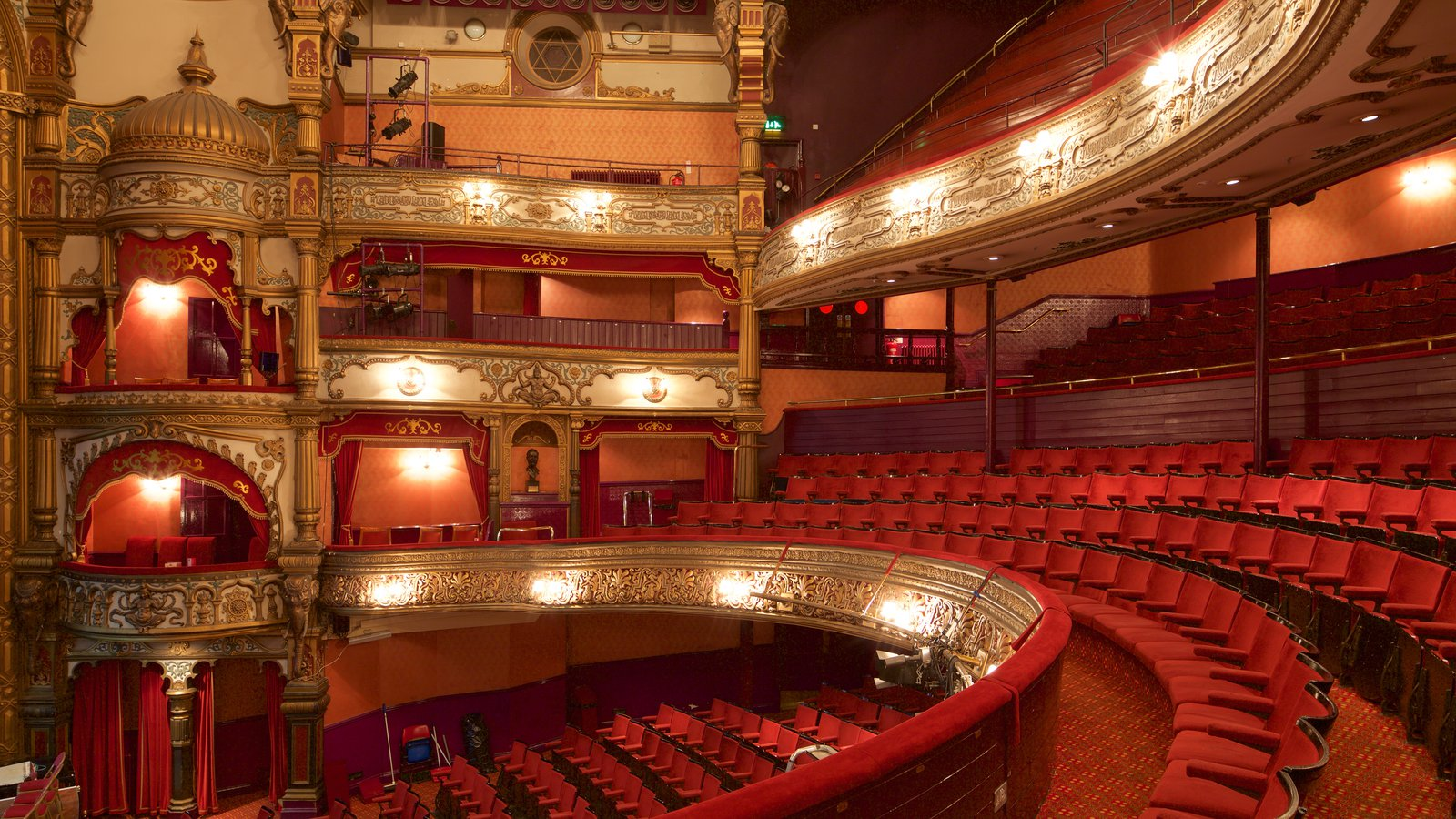Opera House Belfast Seating Plan Grand