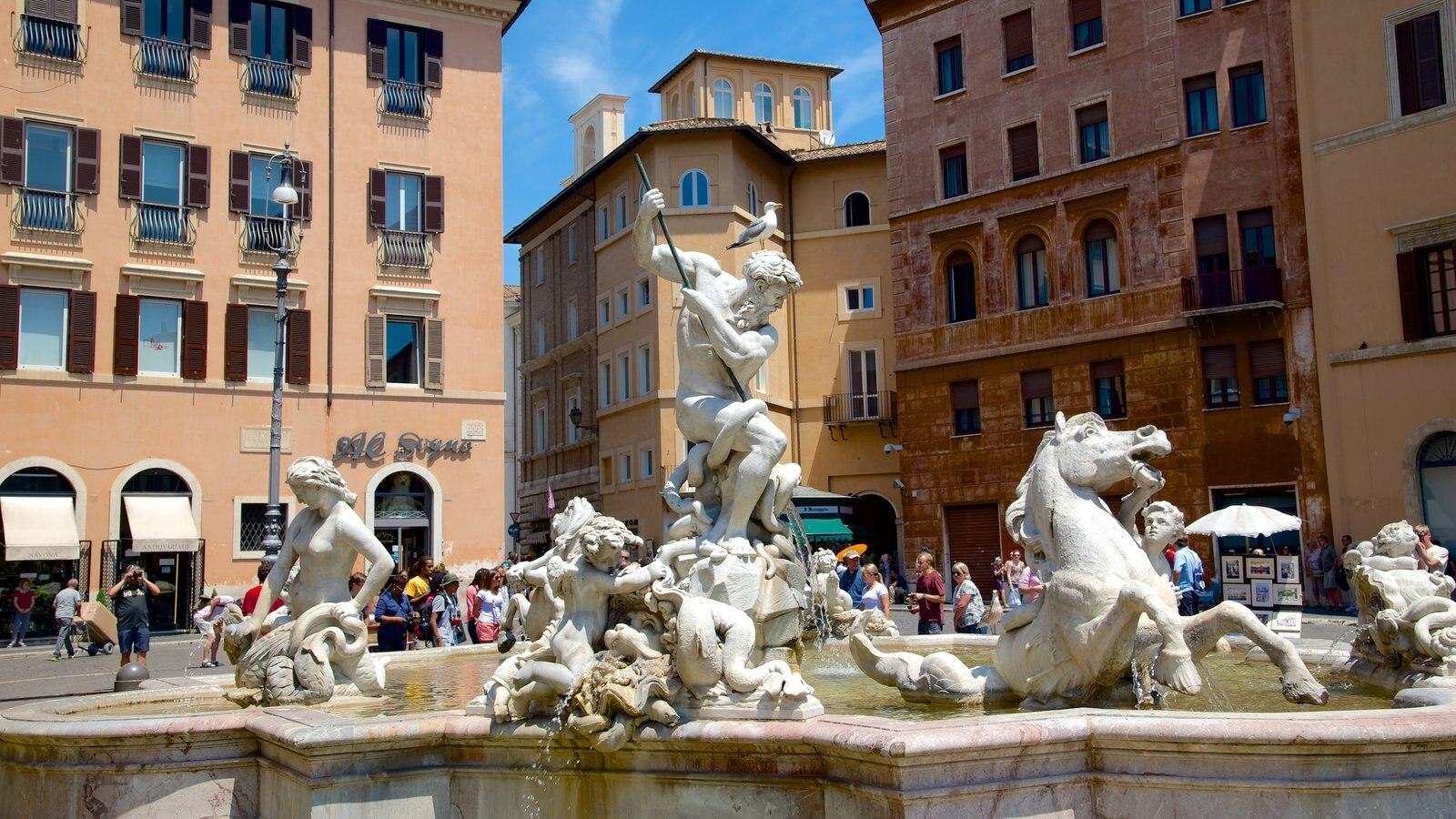 Centre Ville Rome Shopping