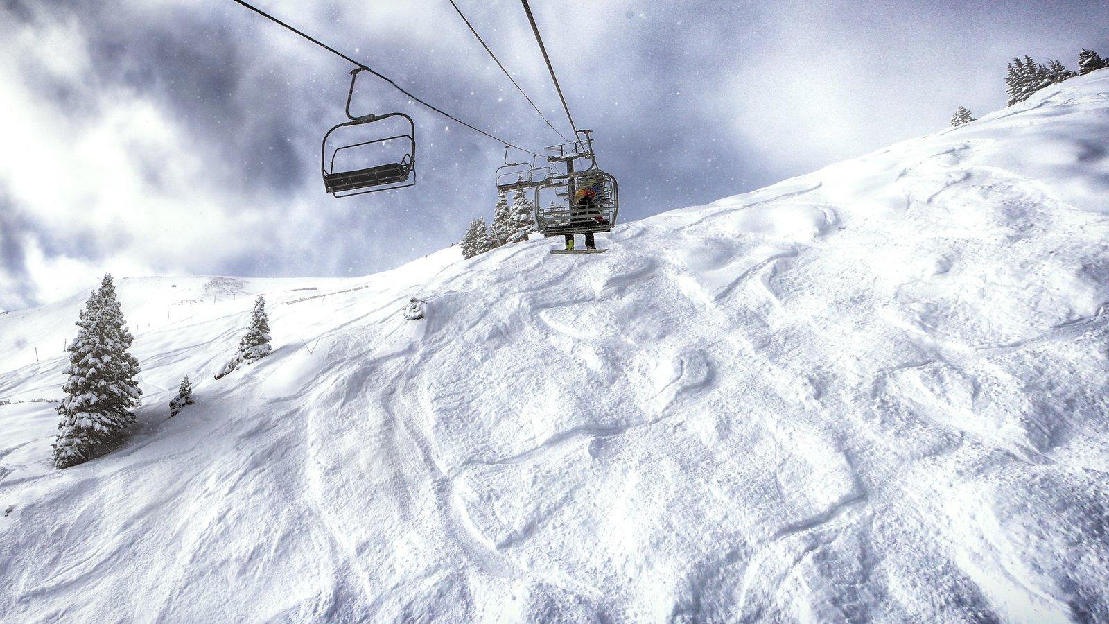 Copper mountain bikini ski
