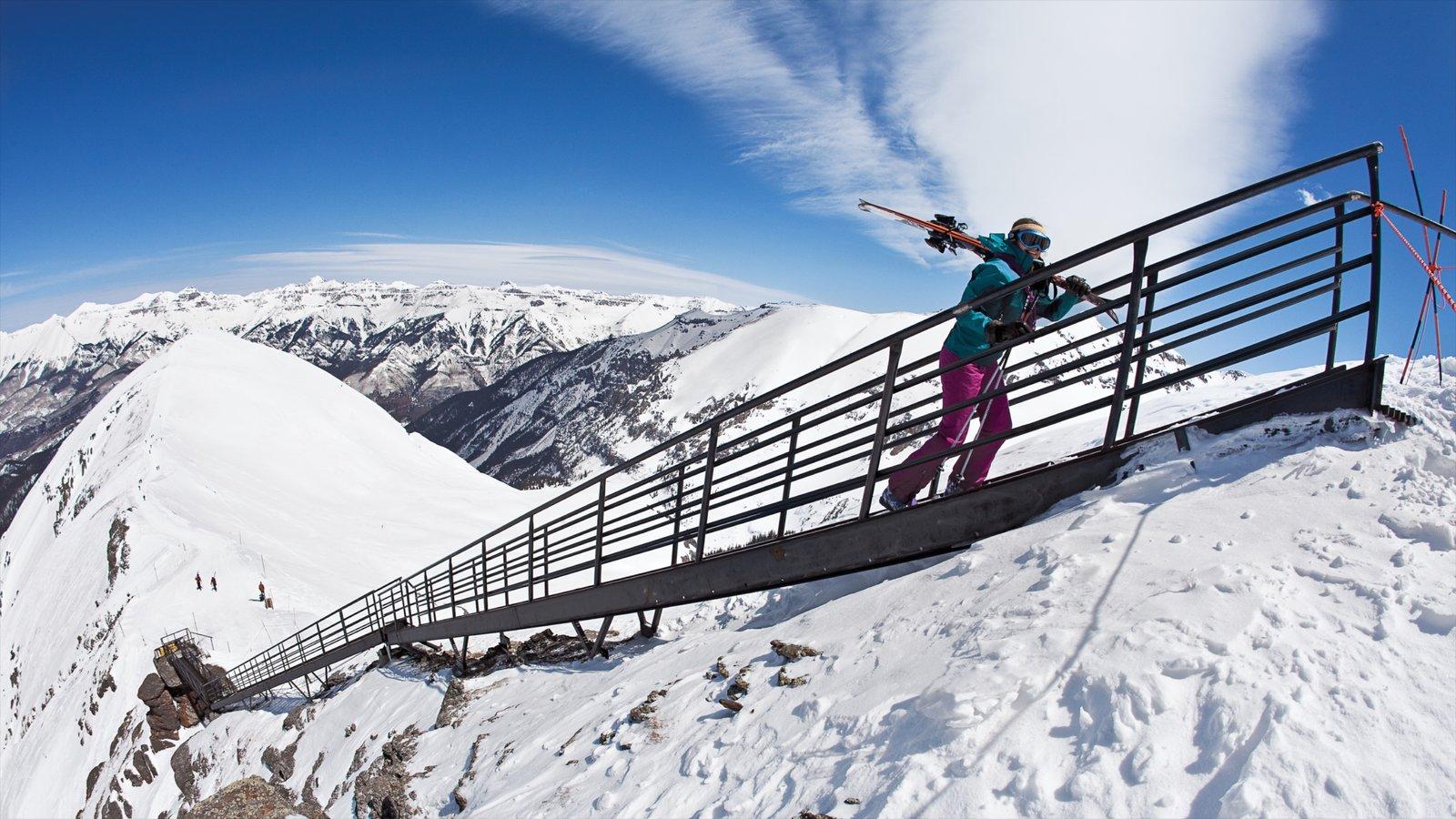 nature pictures: view images of telluride ski resort