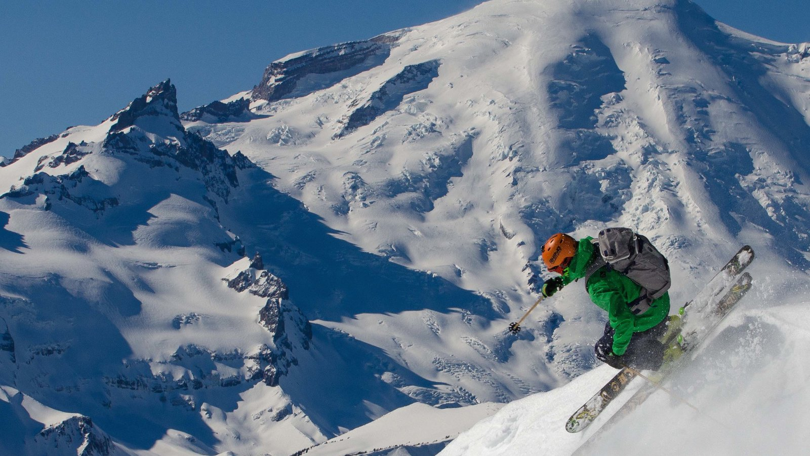 crystal mountain ski area pictures: view photos & images of crystal