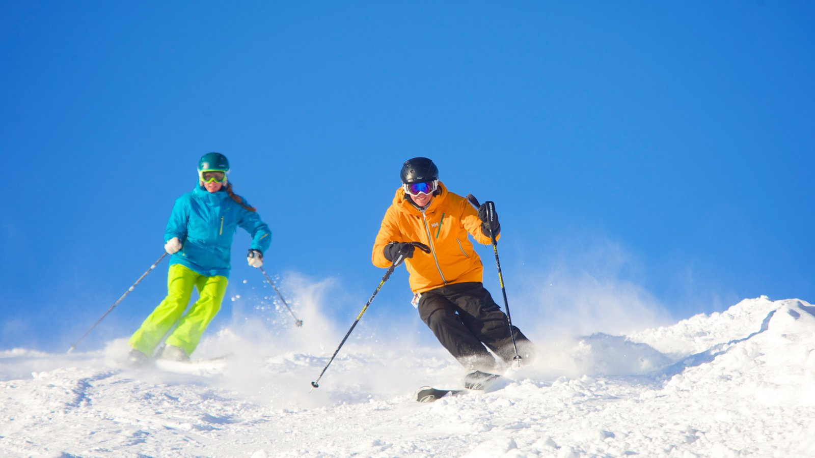 Image result for skiing in couple