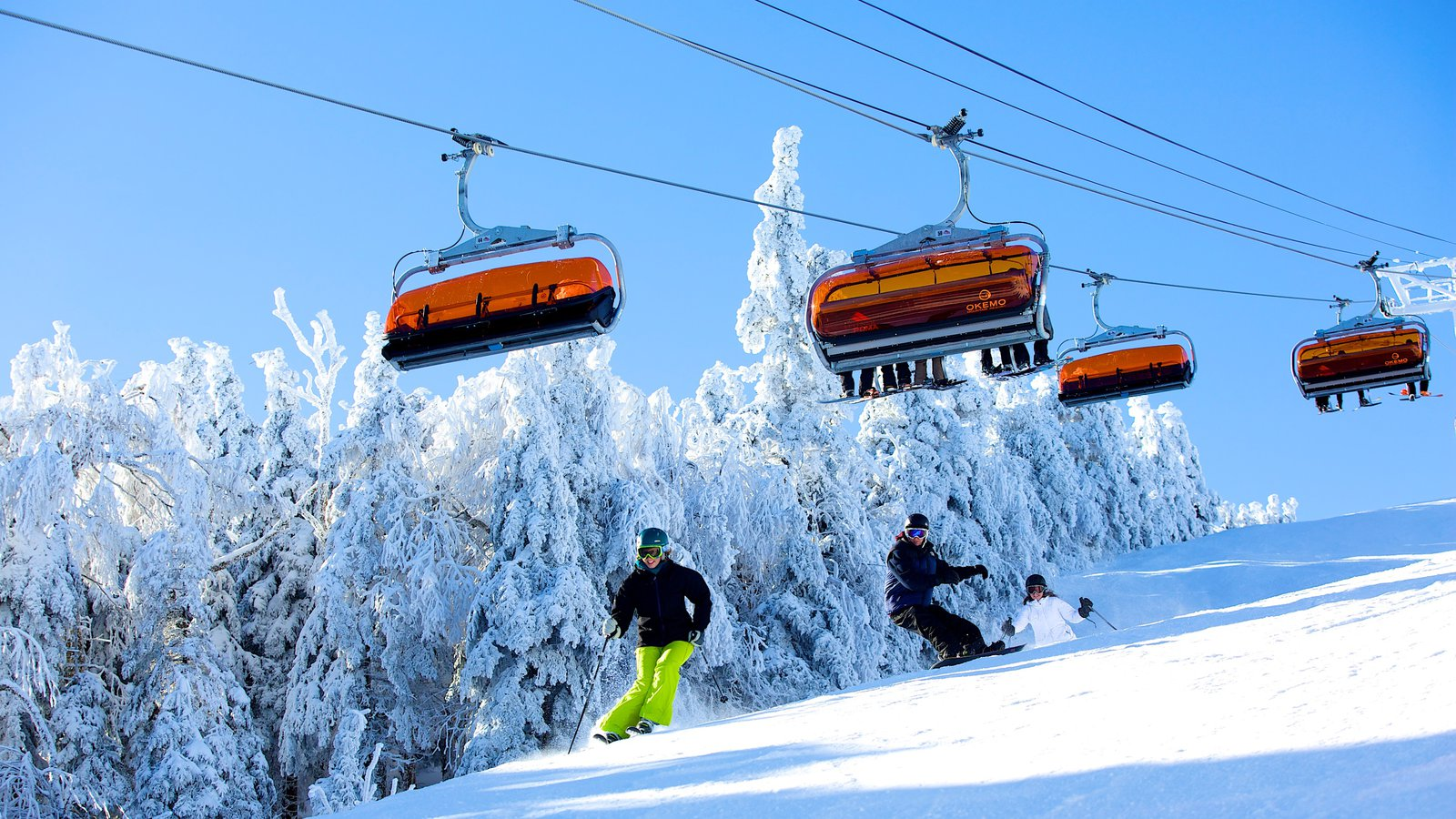 attraction pictures: view images of okemo mountain resort