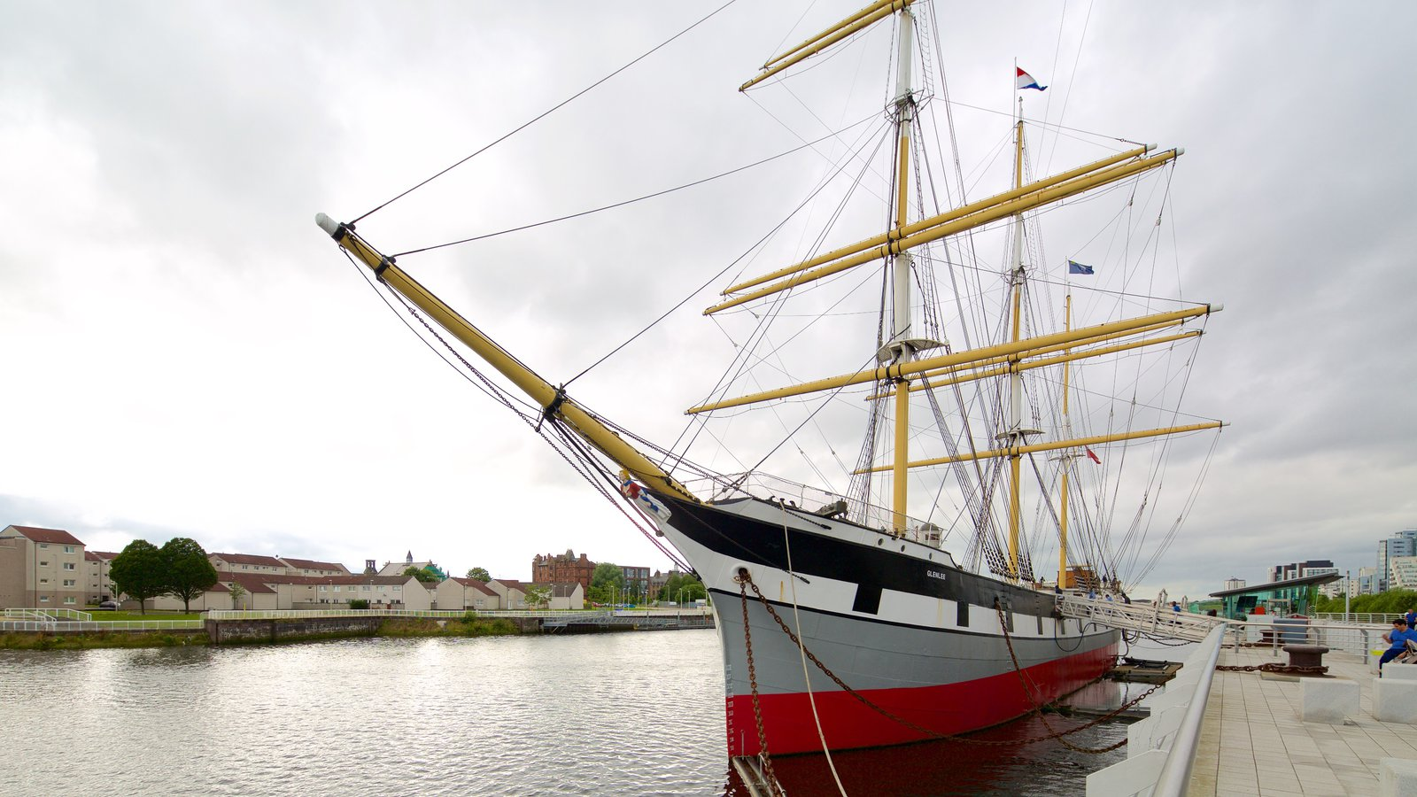 Image result for tall ship in glasgow