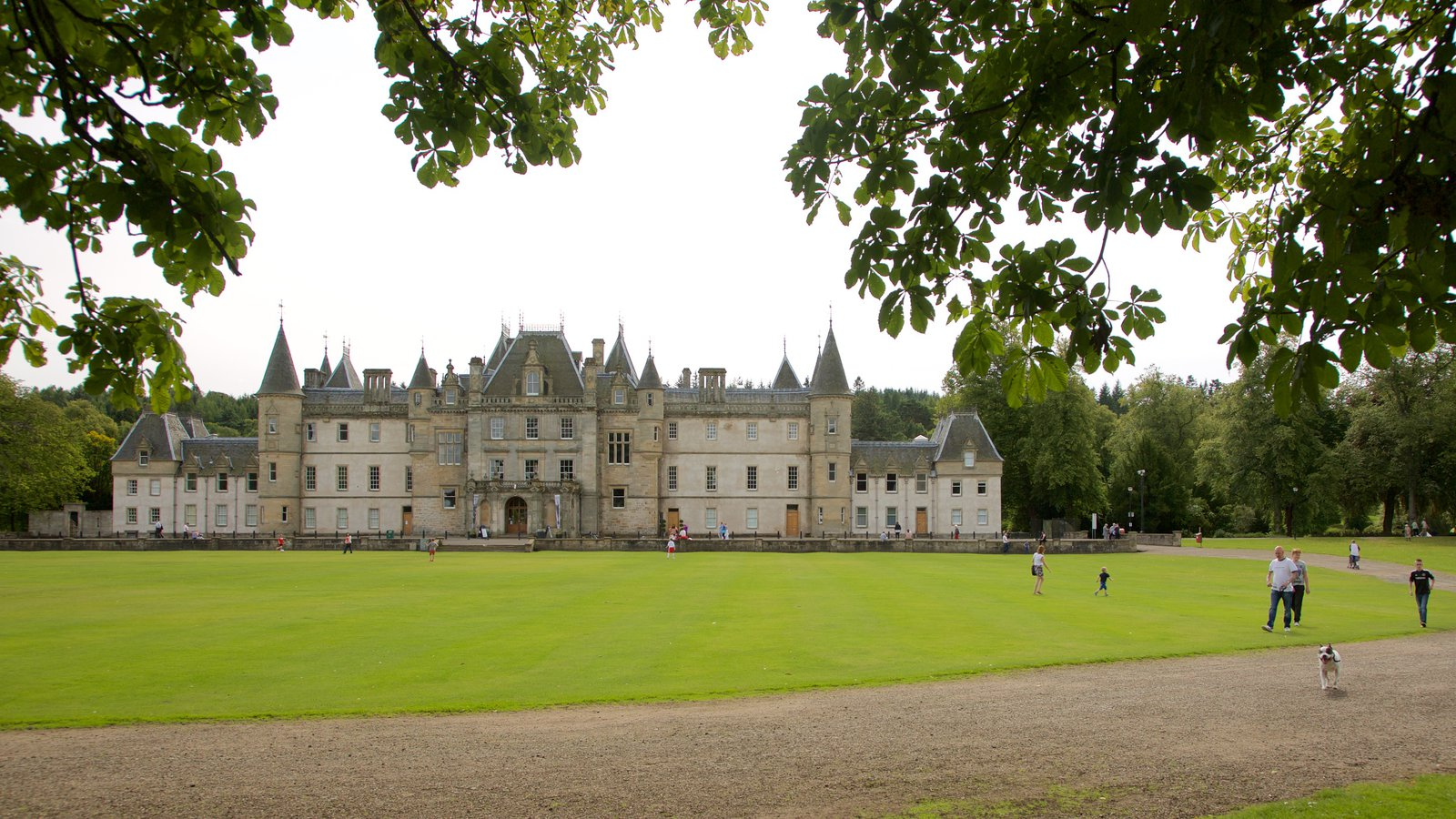 Castles & Palaces Pictures: View Images of Callendar House
