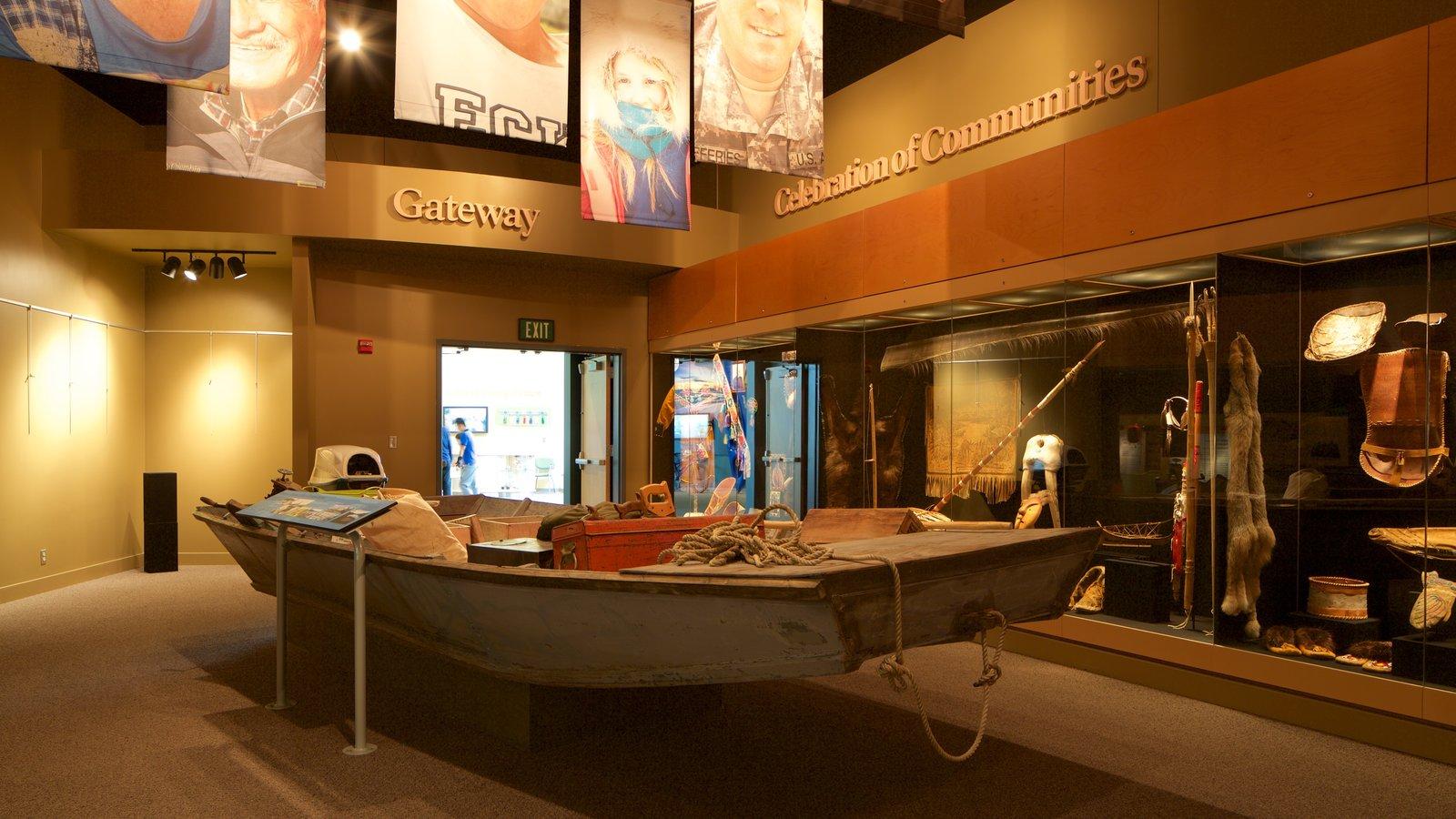 Museum pictures view images of interior alaska - Interior women s health fairbanks ak ...