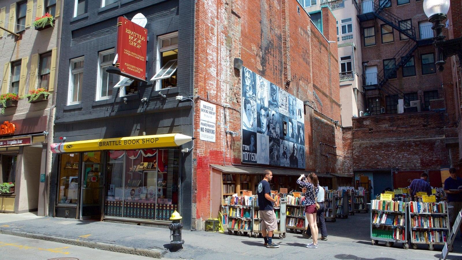Distrito dos Teatros mostrando compras