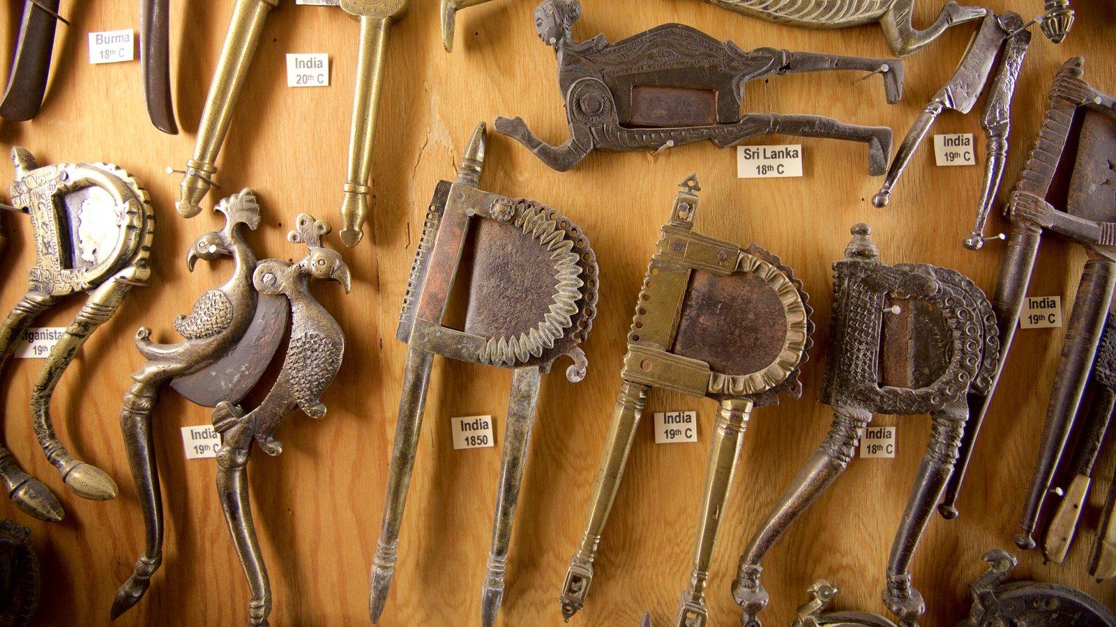 Leavenworth Nutcracker Museum caracterizando vistas internas