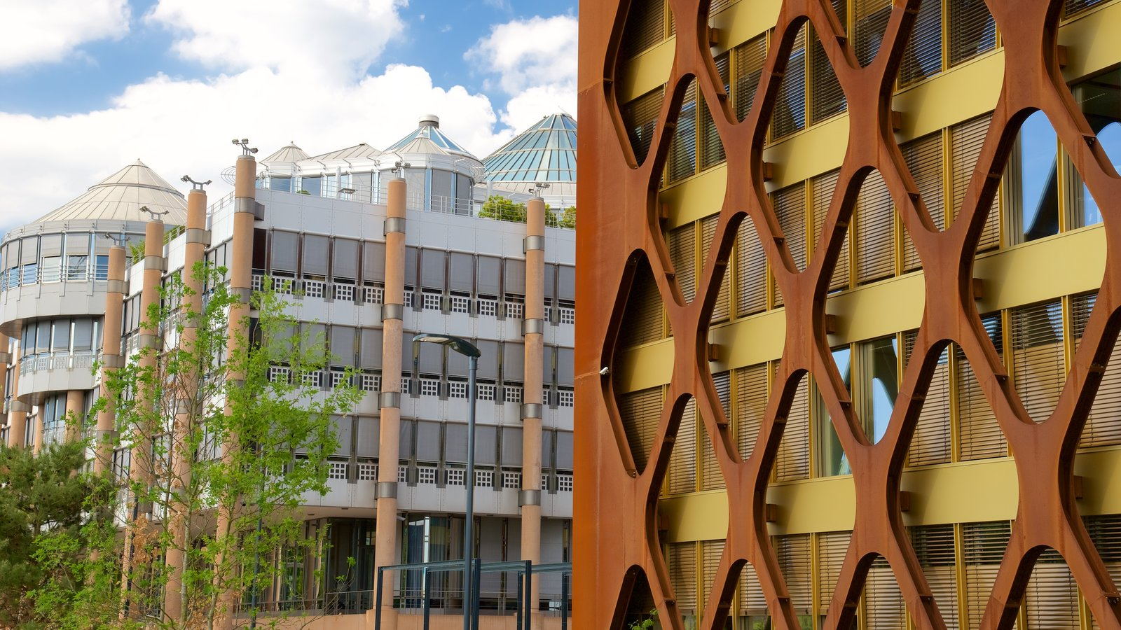 Modern Architecture Pictures: View Images of Luxembourg
