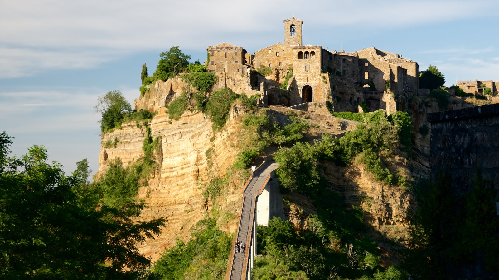 Historical Pictures: View Images of Bagnoregio
