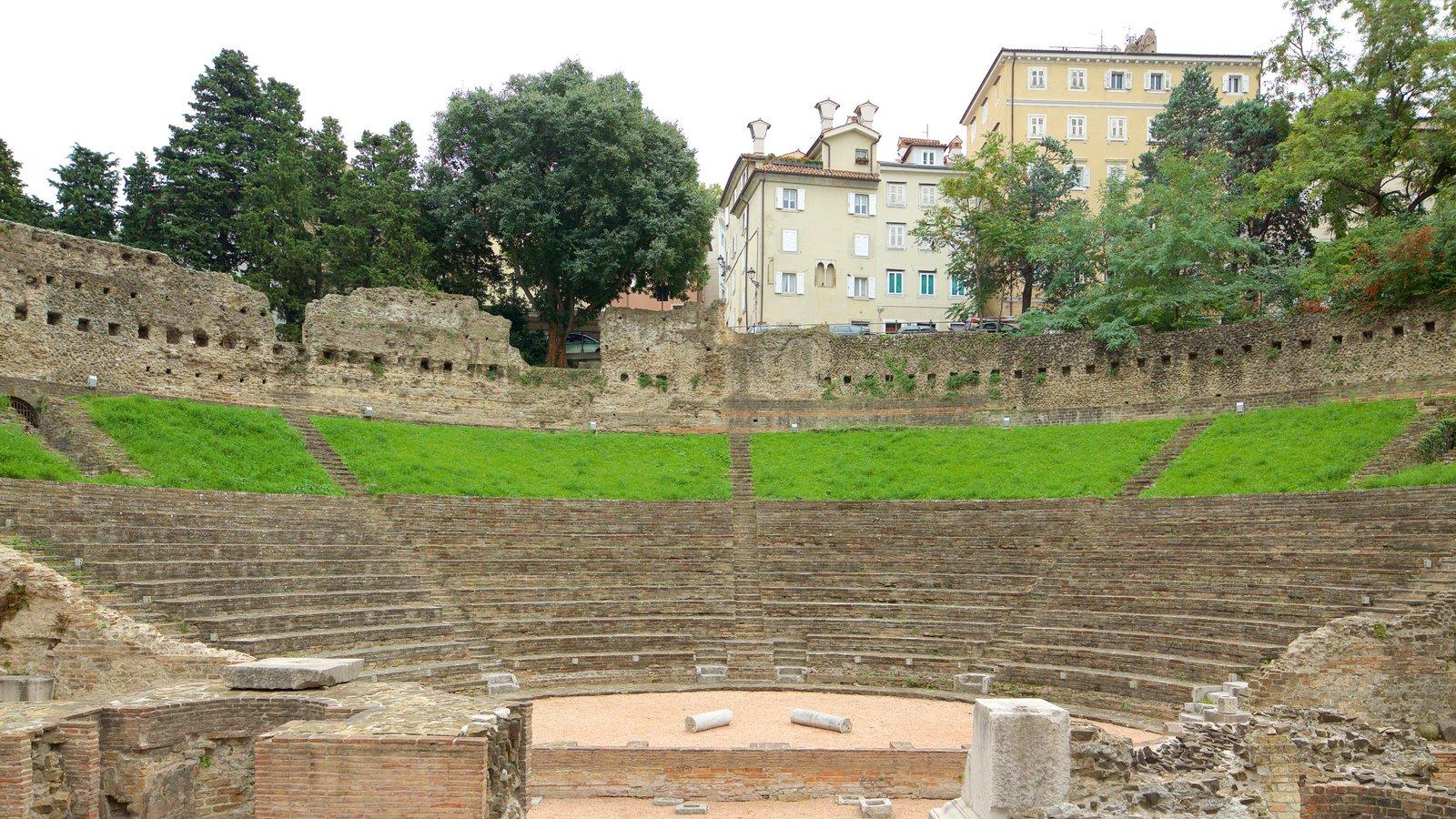 Roman Theatre featuring a ruin