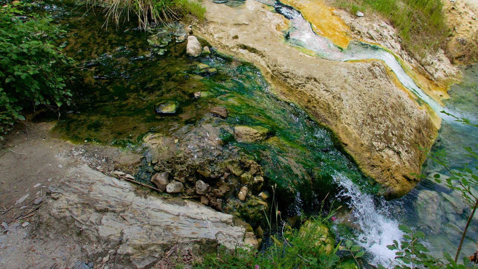 Nature Pictures: View Images of Bagni San Filippo